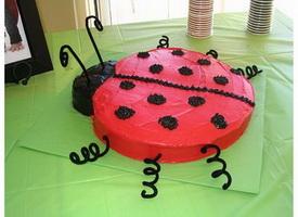 Resep Ladybug Cake