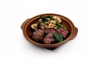 resep-mushroom-on-wagyu-beef-ementail-style