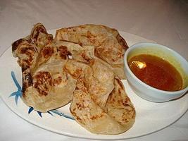 Resep Roti Canai (Kuala Lumpur)