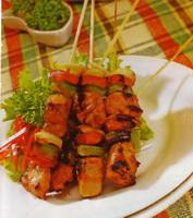 Resep Sate Tuna Paprika