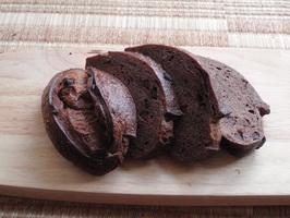 Resep American Chocolate Bread