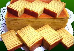 Resep Lapis Durian Kelapa