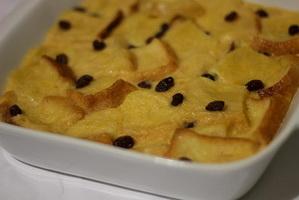 Resep Pudding Roti Prancis