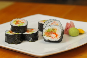Resep California Roll