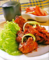 Resep Ayam Masak Tomat