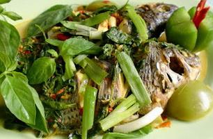 Resep Ikan Mas Woku Manado