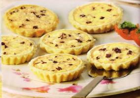 Resep Onion Tartlets