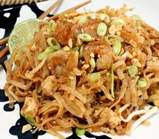 Resep Phad Thai (Thailand)