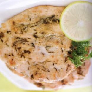 Resep Ayam Panggang Tarragon