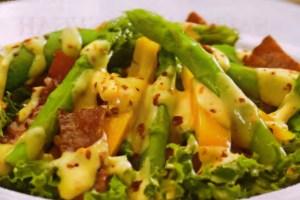 Resep Mayo Asparagus Salad
