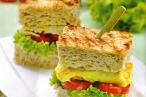 Resep Sandwich Telur Panggang