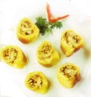 Resep Roti Ikan Gulung