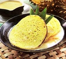 Resep Serabi Durian