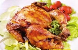Resep Grilled Thai Chicken