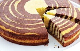 Resep Zebra Cake