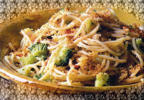 Resep Spaghetti Brokoli Lada Hitam