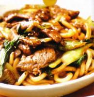 Resep Yaki Udon Daging