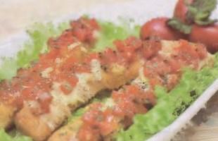 Resep Cakwe Goreng Pizza