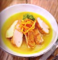 Resep Chicken Orange