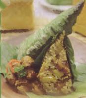 resep-nasi-bakar-rendang