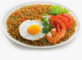 Resep Mie Goreng Kriting Special