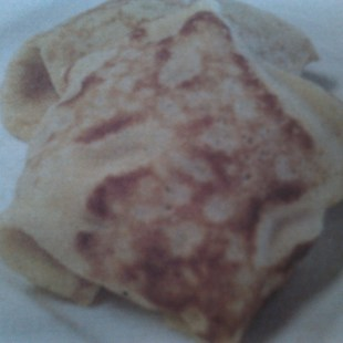 Resep Sweet Potato Pancake Bread