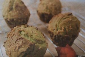 Resep Muffin Pandan Keju