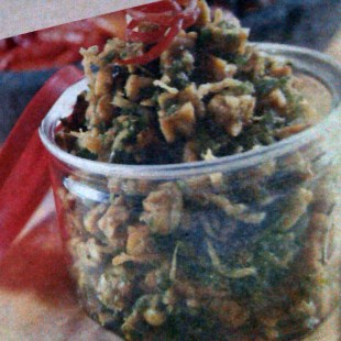 Resep Teri Kacang Sambal Ijo