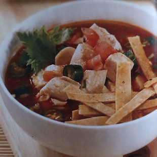 Resep Tortilla Soup