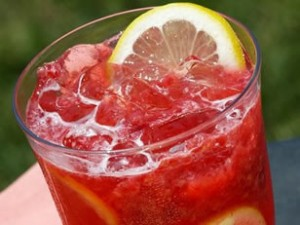 Resep Citrus Raspberry Tea