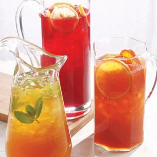 Resep Earl Grey Ice Tea