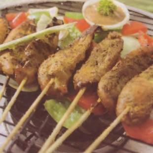 Resep Thai Chicken Satay