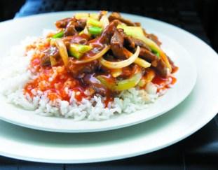 resep-nasi-plus-daging-tumis