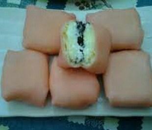 Resep Pancake Durian Dua Rasa