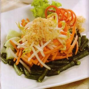 Resep Salad Mentahan