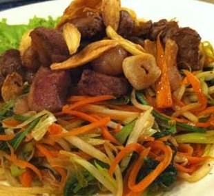 Resep Tumis Sayuran Daging