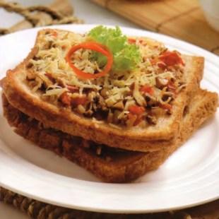 Resep Roti Panggang Jamur
