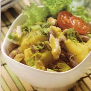 Resep Salad Kentang Kakap