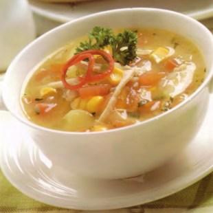 Resep Sup Jagung Tomat