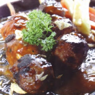 Resep Bola-Bola Beef Steak