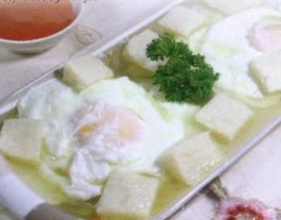 resep-bread-soup-mix-garlic-eggs