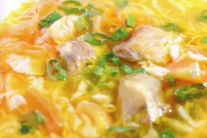 Resep Ribs Cabbage Soup
