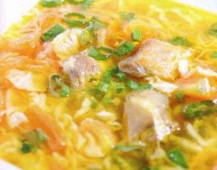 resep-ribs-cabbage-soup