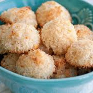 Resep Cocconut Macaron