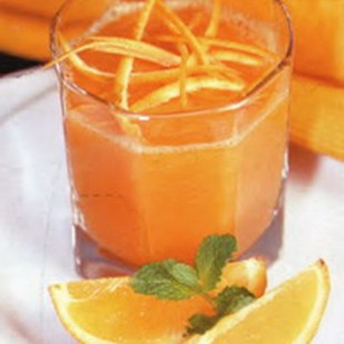 Resep Super Orange Juice