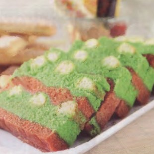 Resep Layer Cake Lady Finger