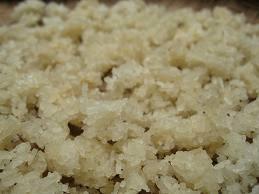 Nasi Aking untuk Ternak Kalkun