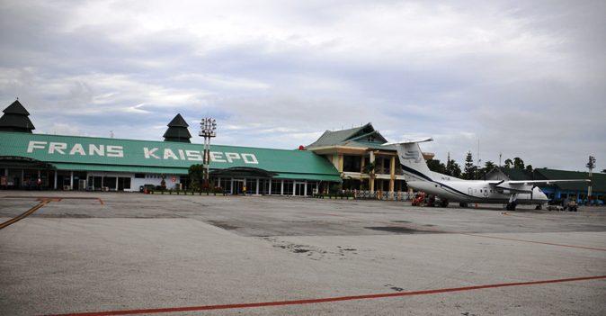 DOC Ayam Kampung Super Pengiriman ke Biak Papua via Bandara Frans Kaisiepo