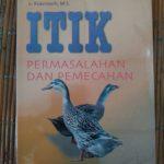 Buku Tentang Permasalahan Dalam Beternak Itik dan Pemecahannya