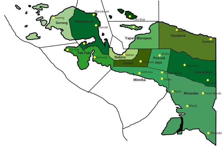 Daftar Harga DOD Peking KW Hibrida & Mojosari untuk Pulau  Papua